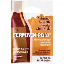 Дрожжи винные для белого и красного FERMIVIN PDM