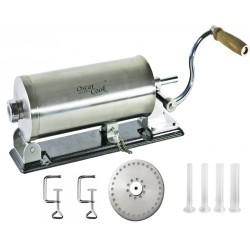 Шприц колбасный горизонтальный  OSCAR COOK  3 кг
