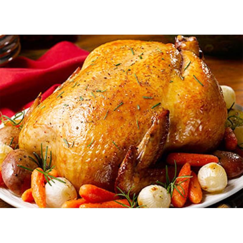 Рецепт вкусно запечь курицу в духовке