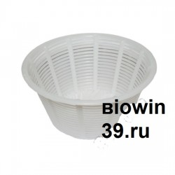 Форма для сыроварения круглая 13x13x7, 500 г