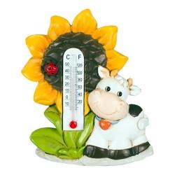 Комнатный детский термометр звери